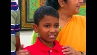 Kidnapped Indian boy reunited after six years