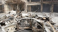 Deadly bombings in Baghdad