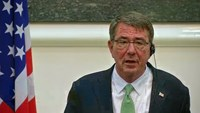 U.S. troops in Afghanistan can strike Taliban more easily, Carter says