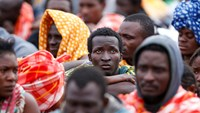 EU migrant influx easing since April - border agency