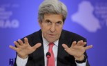 Kerry says momentum in Iraq has shifted