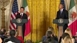 Mexican leader says he respects U.S. presidential candidates