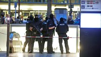 Police raid Munich apartment after shooting