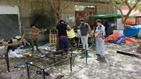 Blast in Baghdad claimed by Islamic State kills six