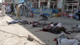At least 61 demonstrators killed in deadly Kabul blast