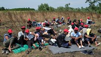 Hunger strike on the Hungarian border