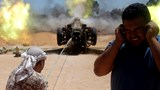 Libyan forces fight Islamic State in Sirte