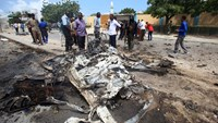 At least seven dead in Somalia attack