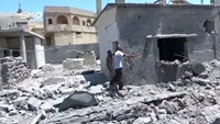 Hospitals become targets in Syria