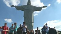 Tourists upbeat about Rio Games despite rash of concerns