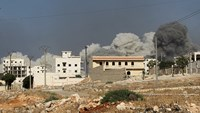Battle for Aleppo escalates