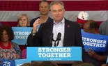 "Kaine: Do you want a ""You're hired"" or a ""You're fired"" President?"
