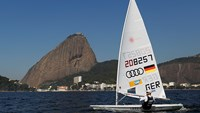 German sailor concerned about Rio's water quality