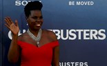 Olympics-Twitter scores Leslie Jones a TV role after overcoming abuse