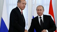 Erdogan meets Putin to reset relations