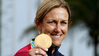 Armstrong says third Olympic victory feels like closure