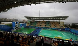 Rio officials blame chemical imbalance for green pool