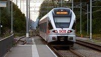 Six injured in Swiss train attack