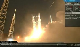 SpaceX launches Japanese satellite