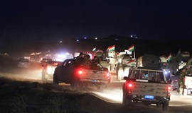 Kurdish forces launch bid to capture Mosul from IS