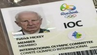Top IOC official arrested in ticket scam