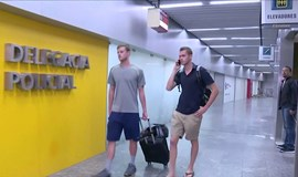 US Olympic swimmers prevented from leaving Brazil