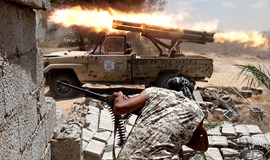 Libyan forces battle Islamic State fighters in Sirte