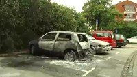 Spate of Sweden car burnings mystifies authorities