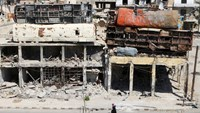 Syrian rebels welcome idea of 'weekly' truce
