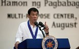 Philippines' Duterte threatens to quit UN
