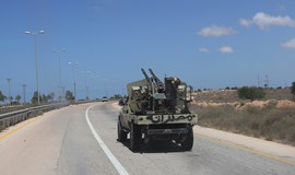 Libyan forces push back Islamic State fighters in Sirte
