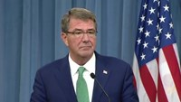 Carter tells Turkey not to target Syria rebels