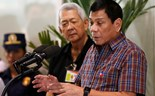 Duterte says Obama must listen to him first on human rights