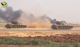 Fighting rages in northern Syria
