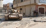 Clean up begins in Libya's Sirte
