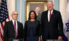 "Rice: aid deal is ""win-win"" for U.S., Israel"