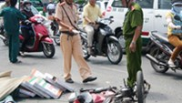 Men account for most of Vietnam city's road traffic deaths