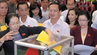 Vietnam leaders not to face confidence vote this year