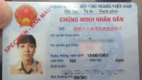 Vietnam seeks to reduce citizens' papers with new ID card