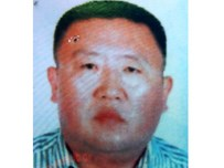 Shim Sung Bo, 46, one of two Korean nationals hunted by police in Vietnam for allegedly kidnapping and extorting money from another Korean man last month