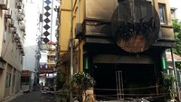 Deadly Hanoi karaoke blaze was electrical fire, police say