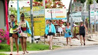 Russian tourists diverted from 'Vietnam's Moscow'