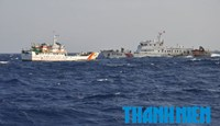 China beefs up rig fleet, continues attacks on Vietnamese ships