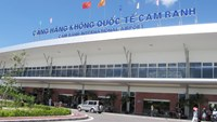 Cam Ranh International Airport in the central province of Khanh Hoa wil get a new runway and terminal under a recently-announced expansion project. File photo