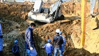 Vietnam capital's $70 million water pipe down again; poor quality blamed