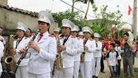 Northern village home to master brass instrument craftsmen