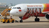 VietJet Air flight allegedly landed at wrong airport