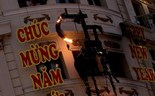 Fire at hotel snarls traffic in downtown Ho Chi Minh City