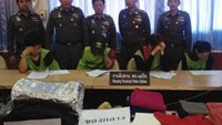 5 Vietnamese arrested for shoplifting clothes in Thailand: report