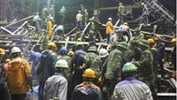At least 3 still buried in rubble after Vietnam scaffolding collapse that killed 15